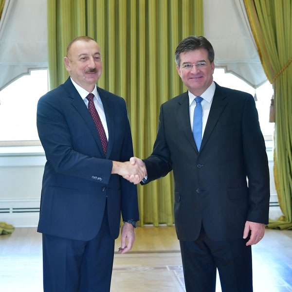 Ilham Aliyev receives Slovak Foreign Minister