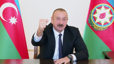 "Ilham Aliyev: ""Fizuli is ours!"""