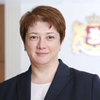 Building up infrastructure  to make Georgia a transport and economic hub, Maya Tskitishvili