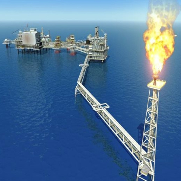 Natural gas price quotations going up