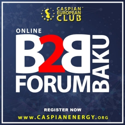 Caspian European Club organizes two thematic online B2B forums