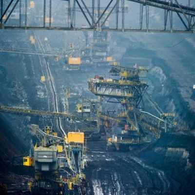 Germany closing down coal mines