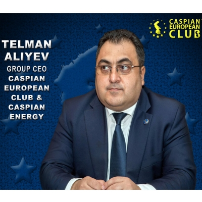 Telman Aliyev elected new Chairman of Caspian European Club