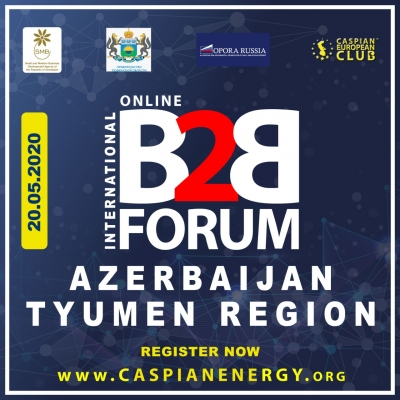 Second international online 'Azerbaijan-Tyumen' B2B forum conducted