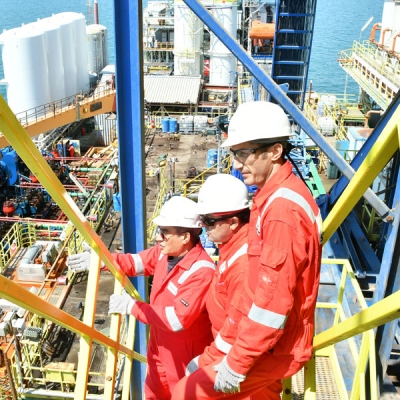 SOCAR AQS has successfully completed drilling of another well on Bulla-Deniz field