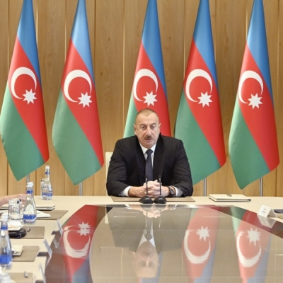 Ilham Aliyev: Azerbaijan is the territory of security, balance and stability of Europe and Asia