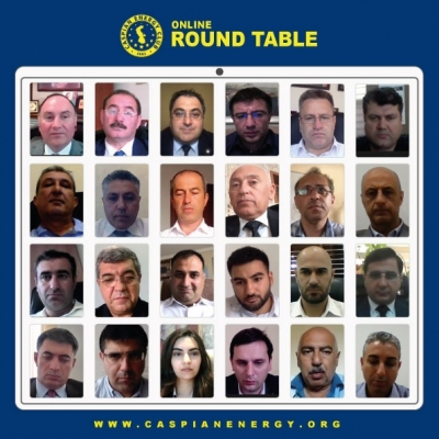 Caspian European Club провел Online Round Table с участием Джавада Гасымова