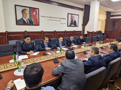 Joint working group of SCC and Caspian European Club holds meeting